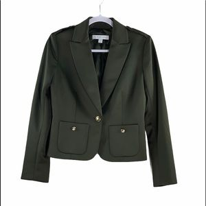 New York & Company Military Inspire Blazer